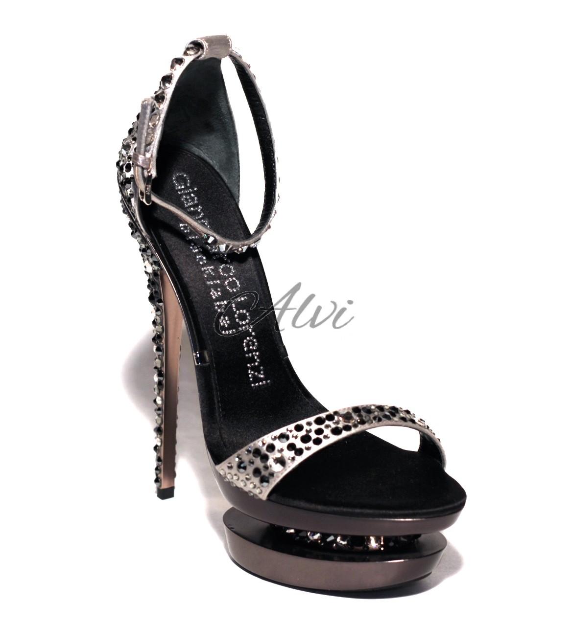 Sandali gioiello Gianmarco Lorenzi
