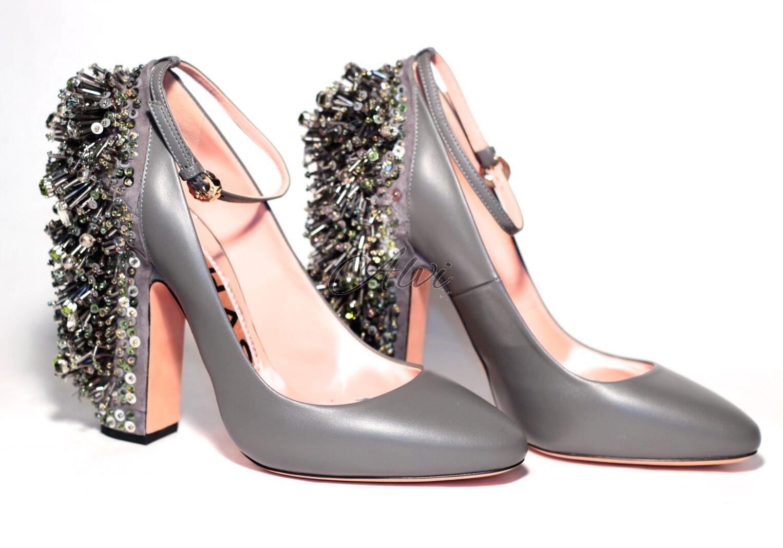 new product c6636 46232 scarpe rochas