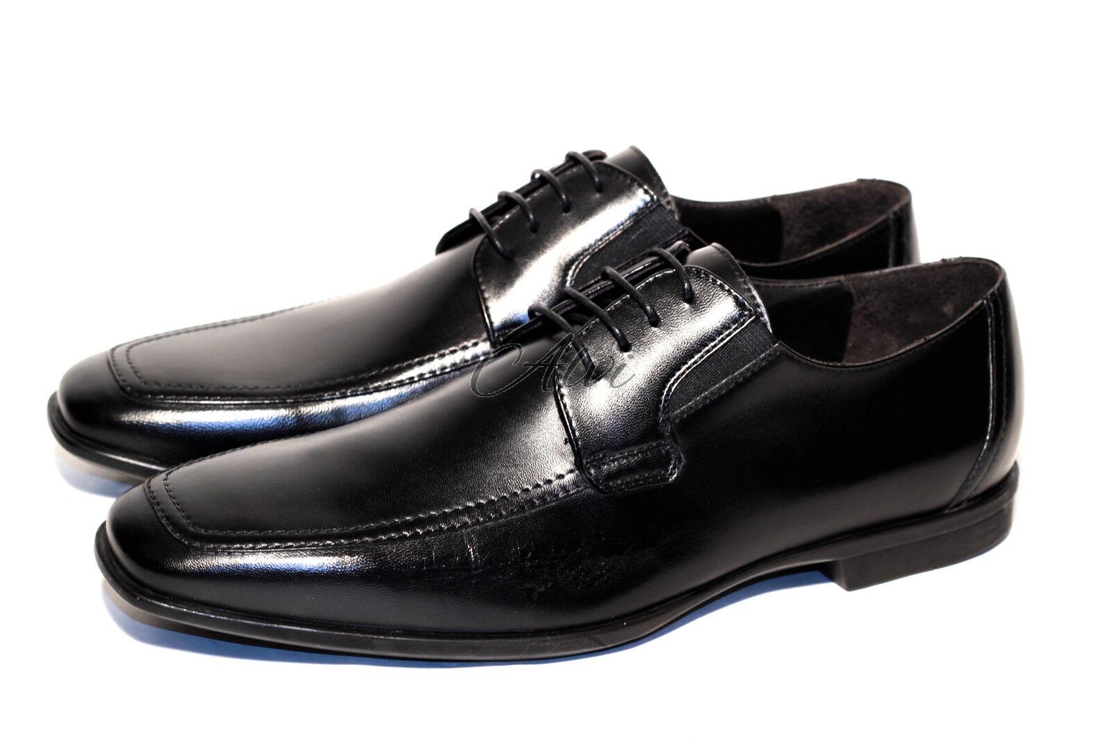 sale retailer b18a5 1ad39 scarpe uomo bruno magli nere eleganti