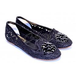 Pantofole nere Pluspartout