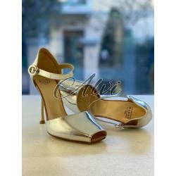 Sandalo argento Francesco Russo
