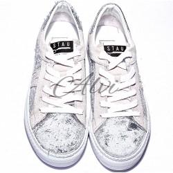 Sneakers Stau argento vintage
