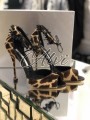 Sandali animalier Brian Atwood