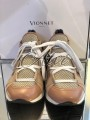 Sneakers nude Vionnet Paris